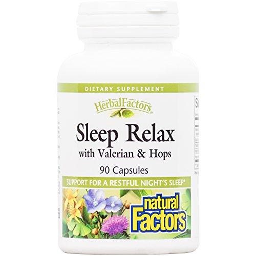 Natural Factors HerbalFactors Support Capsules product image