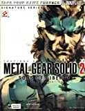 Metal Gear Solid 2 Sons Of Liberty Strategy Guide by Brady Games