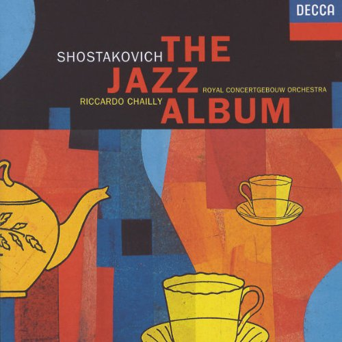 The Jazz Album - Shostakovich Suite