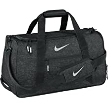 Nike Sport III Duffle Bag - 3 Colours Available - Black/ Silver