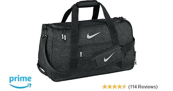 Amazon.com  Nike Sport III Golf Duffle Bag (Black Heather)  Sports    Outdoors e29f2f0f069c7
