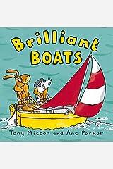 Amazing Machines: Brilliant Boats Paperback