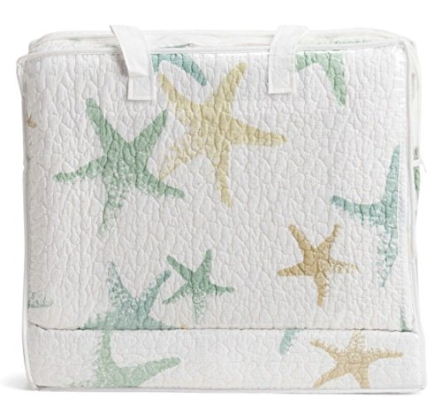 Cynthia Rowley Bedding King Quilt Set Starfish FIsh Beach Co