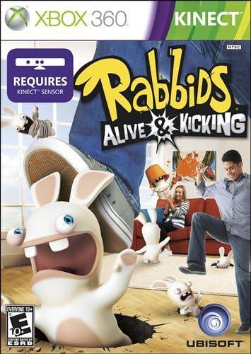 Ubisoft Raving Rabbids - Juego (Xbox 360): Amazon.es: Videojuegos