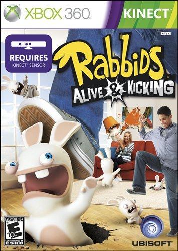 Amazon.com: Rabbids: Alive & Kicking: UbiSoft: Video Games