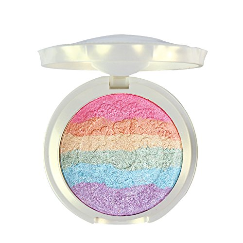 Pure Professional Rainbow Eyeshadow Contouring