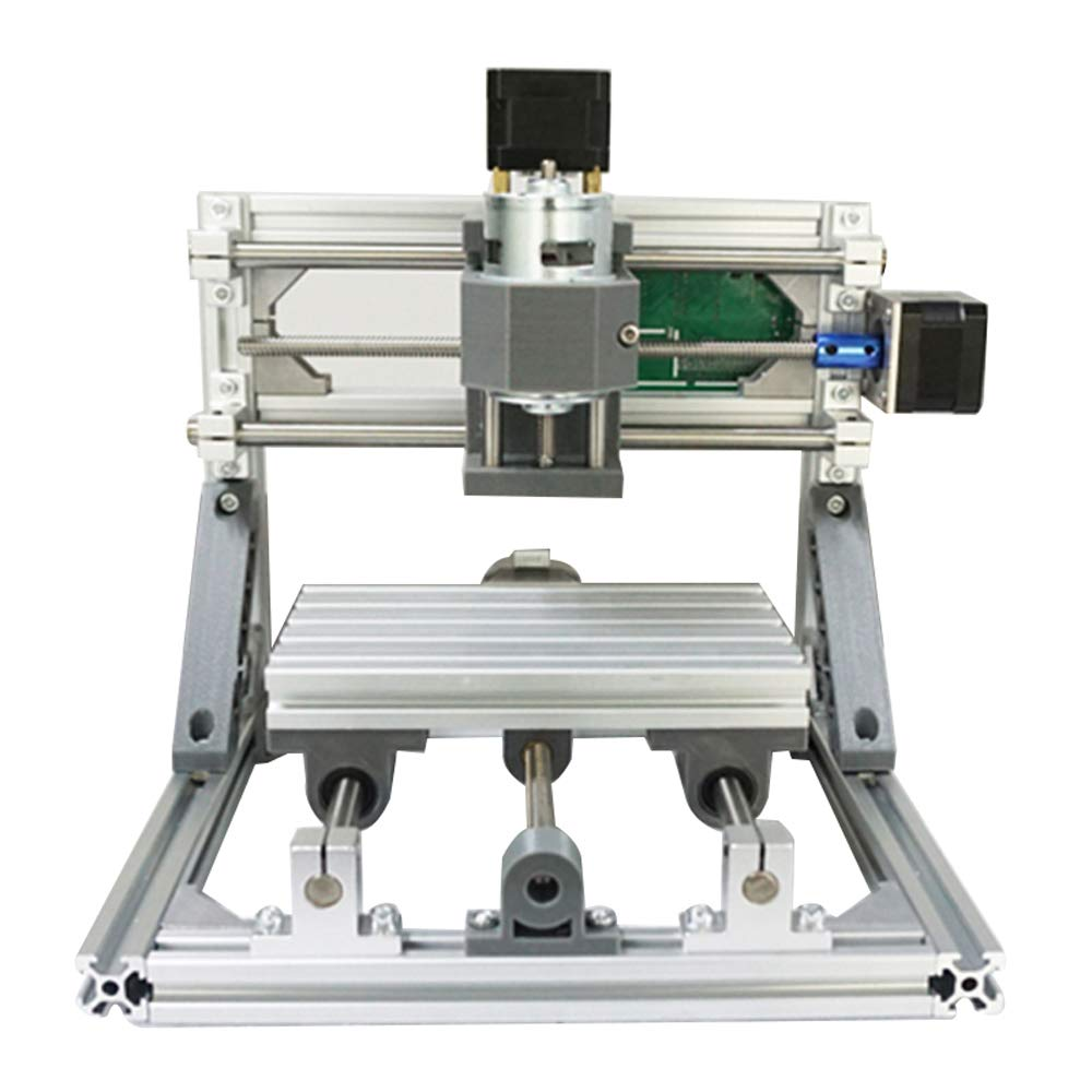 Zinnor Mini Metal Lathe Diy Usb Milling Machine