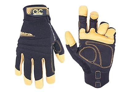 Custom Leathercraft Workman Flex Grip Work Gloves