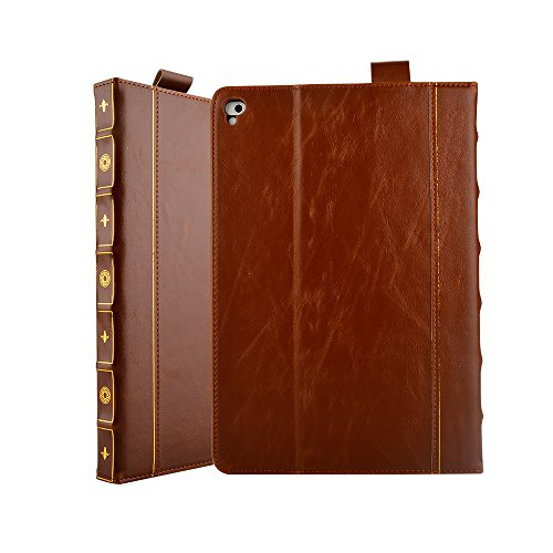 iPad Mini 1 2 3 case, Women iPad Mini 1 2 3 Women Built-in Stand Function for iPad Mini 1 2 3 - Brown ()