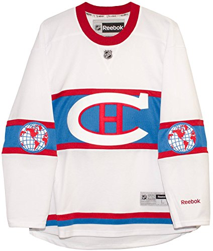 Montreal Canadiens 2016 NHL Winter Classic Premier Replica Jersey - Size XX-Large