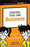 img - for Starting Your Own Business: Become an Entrepreneur! book / textbook / text book