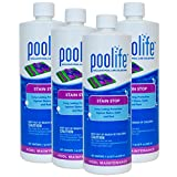 poolife Stain Stop (1 qt) (4 Pack)