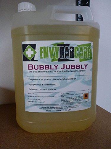 Bubbly Jubbly Snow Foam Envy Car Care