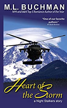 Heart of the Storm (The Night Stalkers Short Stories Book 3) by [Buchman, M. L.]