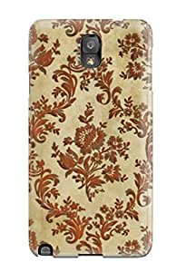 High-quality Durability Case For Galaxy Note 3(awesome Retro Floral Pattern By Rai Land Dqs)