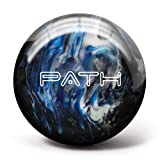 Pyramid Path Bowling Ball (Blue/Black/White, 15LB)