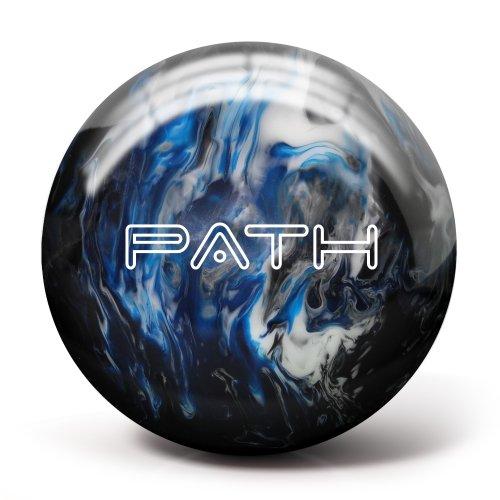 UPC 816598010419, Pyramid Path Bowling Ball (Blue/Black/White, 12LB)