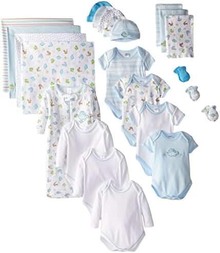 SpaSilk Essential Newborn Baby Layette Set