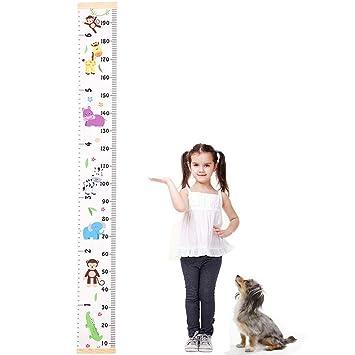 Amazon.com: Tabla de crecimiento de altura para bebé, patrón ...