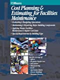 img - for Cost Planning and Estimating for Facilities Maintenance: 1st (First) Edition book / textbook / text book