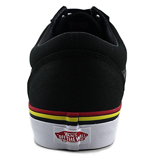 2f61526f7a780c VANS Old Skool Unisex Shoes Solstice 2016 Black  Red  Yellow Fashion  Sneaker (10 Men  11.5 Women) - Buy Online in Oman.