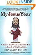 #9: My Jesus Year: A Rabbi's Son Wanders the Bible Belt in Search of His Own Faith