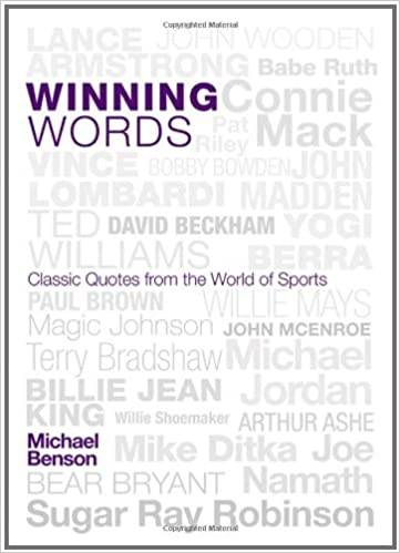 Classic Quotes Stunning Winning Words Classic Quotes From The World Of Sports Michael