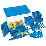 Interlox Base Ten Blocks Starter Set (Set of 161 Pieces)