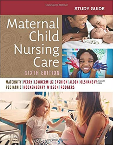 Free download books] study guide for maternal-child nursing, 4e by….