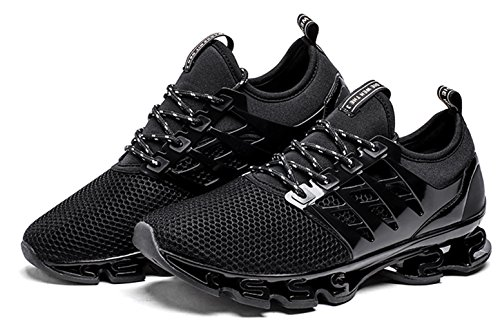 Running for Mesh Black Breathable Trail Sneakers Fashion Shoes Sport Weishan Mens Springblade Runners wE1pUU