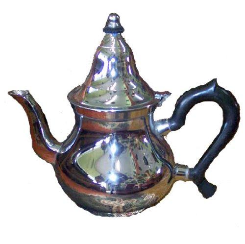 Tea Serving & Glasses Moroccan Serving tea Pot hand made Serving Kettle 18 Oz Medium