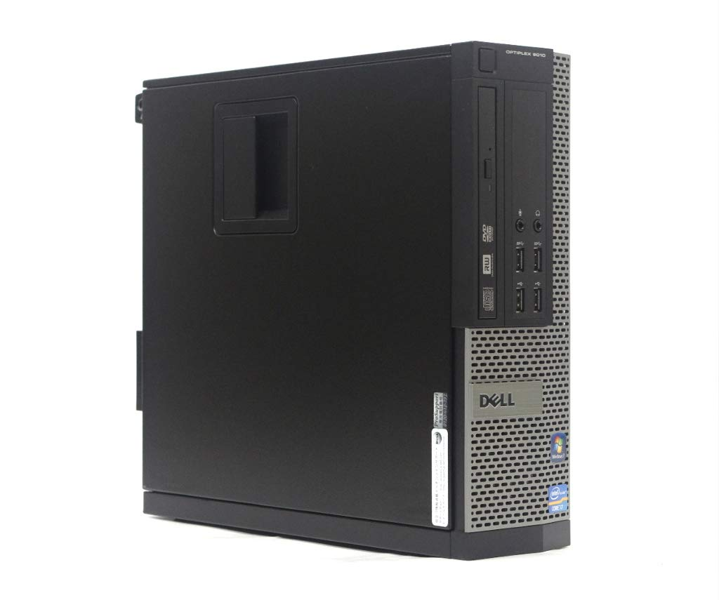 最新入荷 【中古】 i7-3770 DELL OptiPlex Windows7 9010 SFF Core Core i7-3770 3.4GHz 8GB 500GB DisplayPortx2 アナログRGB DVD+-RW Windows7 Pro 64bit B07P38JNC3, 今別町:d58d56bd --- arbimovel.dominiotemporario.com