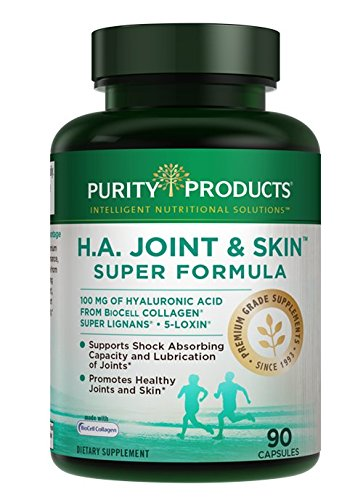Original 90 Capsules (H.A. Joint and Skin Super Formula (90 capsules), from Purity Products)