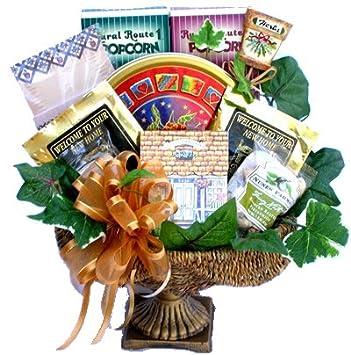 Amazon.com : Gift Basket Village Housewarming Gift Basket for New ...