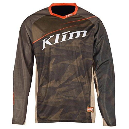 KLIM Dakar Jersey LG Green