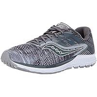 Saucony Men's Ride 10 Running Shoes (Gray)