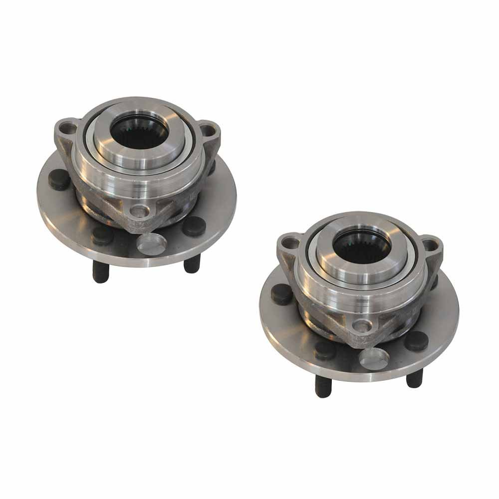 DRIVESTAR 513088x2 Pair:2 New Front Left & Right Wheel Hub & Bearings for Buick LeSabre Oldsmobile