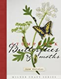 Stumpwork Embroidery, Moths and Butterflies, Jane Nicholas, 186351452X