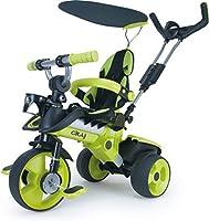 Injusa - Triciclo evolutivo City para bebés de 8 meses, con cont