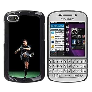LauStart ( Ronaldo Pr¨¢ctica ) BlackBerry Q10 Arte & dise?o pl¨¢stico duro Fundas Cover Cubre Hard Case Cover para