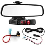 Radar Mount Mirror Mount + Direct Wire + Micro Add a Circuit - Valentine V1