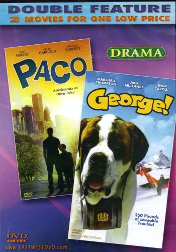 George Paco Slim Case  Double Feature