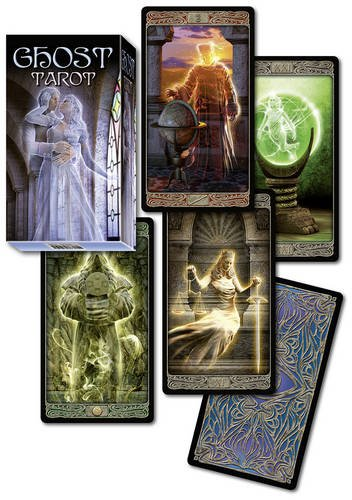 Read Online Ghost Tarot pdf epub