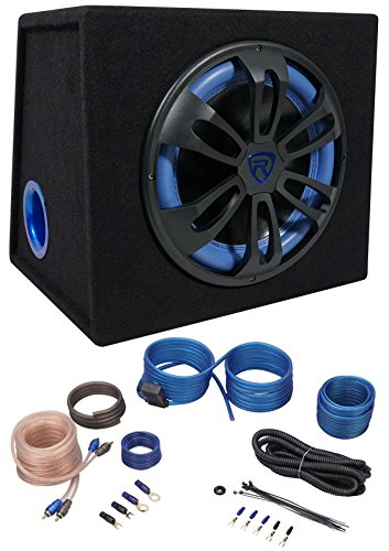 12in subwoofer and amp package - 6