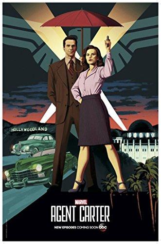 marvels agent carter poster - 5