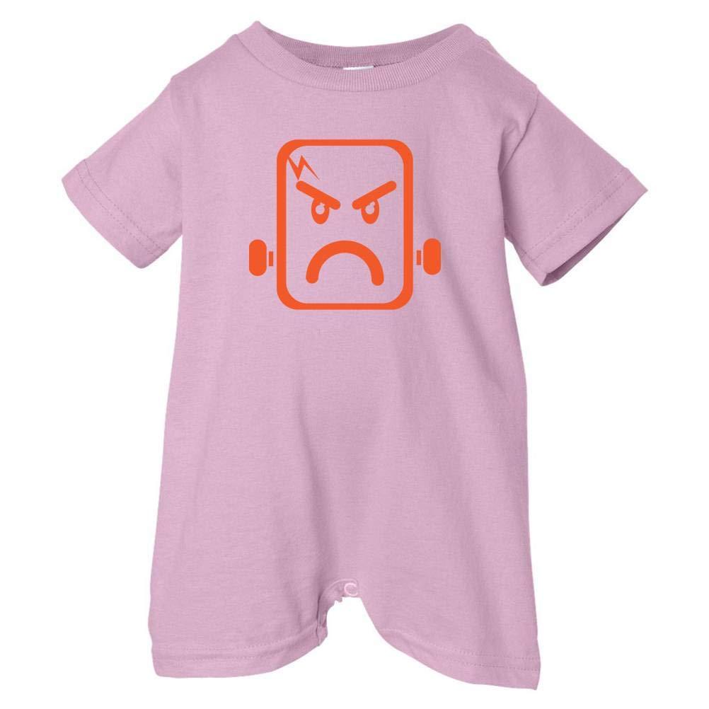 Festive Threads Unisex Baby Frankenstein T-Shirt Romper