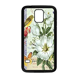 Good Quality Phone Case Designed With Travel Cards For Samsung Galaxy S5