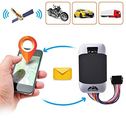 XCSOURCE GPS303-F Waterproof Real Time GPS Tracker GSM/GPRS