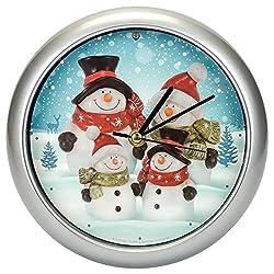 Mark Feldstein Snow Family Generation II Clock