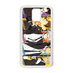 HitmanReborn Samsung Galaxy S5 Cell Phone Case White Y7426142